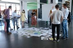 Gruppendiskussion Barcamp