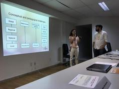 Vortrag der PH Luzern in Recife für Global Learning