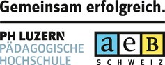 Logo von PH Luzern und AeB