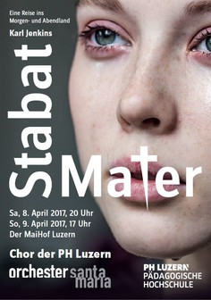 Plakat Stabat Mater