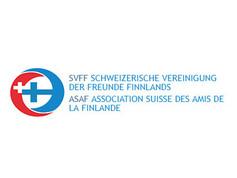 Logo SVFF Schweizerische Vereinigung der Freunde Finnlands