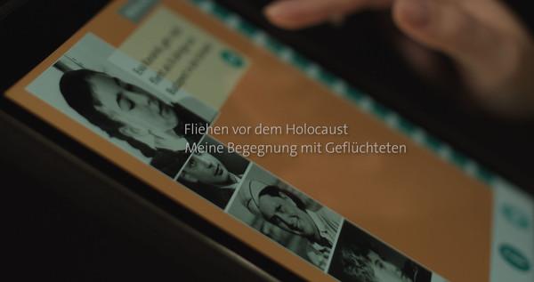 Ausschnitt aus dem Teaserfilm