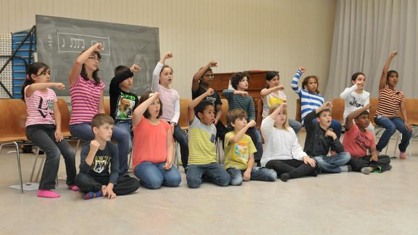Musikunterricht fürdert jedes Kind