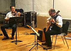 PHlive mit Adrian Huser und Alain Valmond