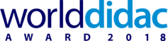 Logo worlddidac Award 2018