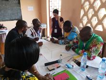 Dozierende PH Luzern in Kamerun 2019