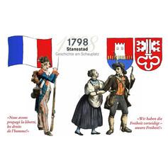 Symbolbild Franzoseneinfall
