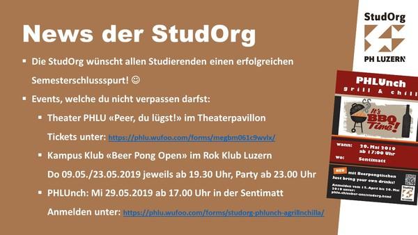 Eventfolie Studorg Mai 2019