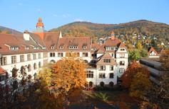 Altbau der PH Heidelberg (Quelle: Kommunikationsstelle PH Heidelberg)