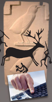Hölenmalerei und Computer