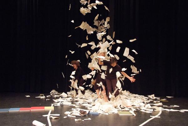Symbolbild «Theaterpädagogik»