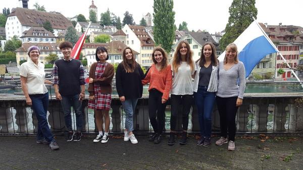 Die Gaststudierenden an der PH Luzern